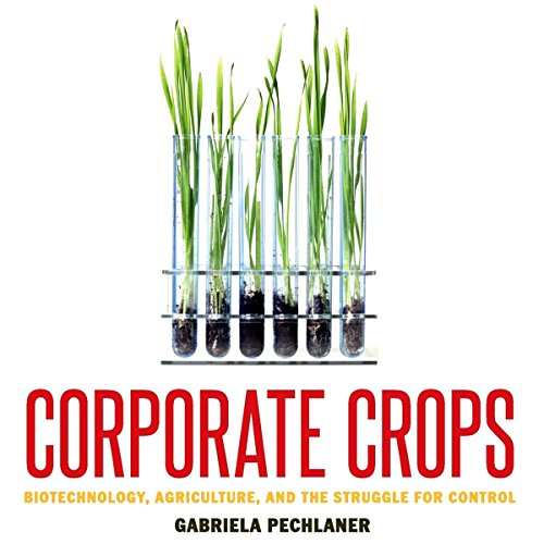 Corporate Crops audiobook cover art