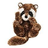 Douglas Raccoon Lil' Handful Plush Stuffed Animal