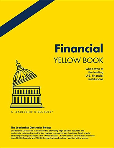 Financial Yellow Book: Winter 2016