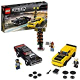 LEGO Speed Champions 2018 Dodge Challenger/ 1970 Charger 75893