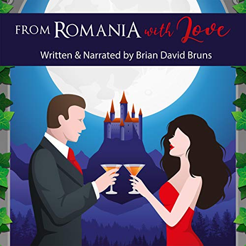 From Romania with Love  By  cover art