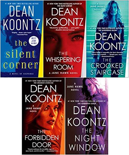 Jane Hawk Novels by Dean Koontz, 5-Book...