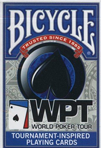 Karty do gry Bicycle World Poker Tour