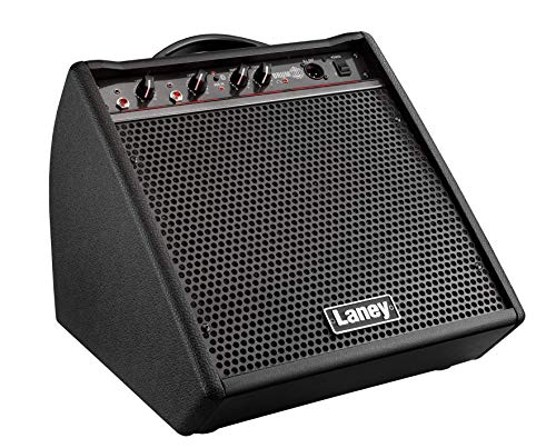 Laney DRUMHUB DH80 - Personal Drum Monitor with Bluetooth - 80W - 10 inch Coaxial Woofer