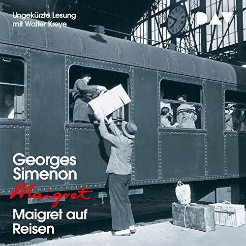 Maigret auf Reisen Titelbild