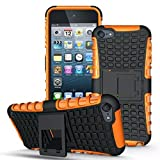 iPod Touch 6 Coque, MYTH Coque Antichocs Video Béquille ShockProof Protecteur Etui...