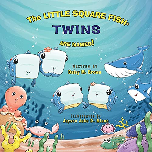 The Little Square Fish Twins Are Na…