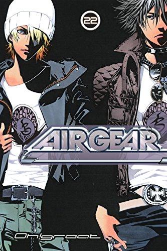 Air Gear Vol. 22 (English Edition)