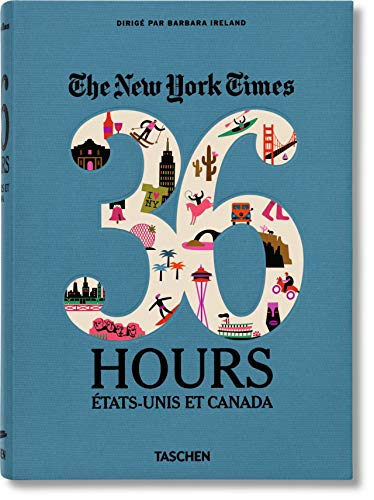 NYT 36 HOURS ESTADOS UNIDOS Y CANADA(FR): VA