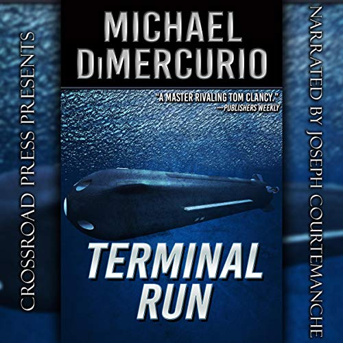 Terminal Run audiobook cover art
