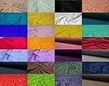 Fabrics-City% BEIGE FROTTEE STOFF WALKFROTTEE SCHWER