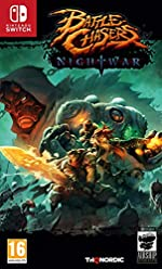 Battle Chasers - Nightwar pour Nintendo Switch