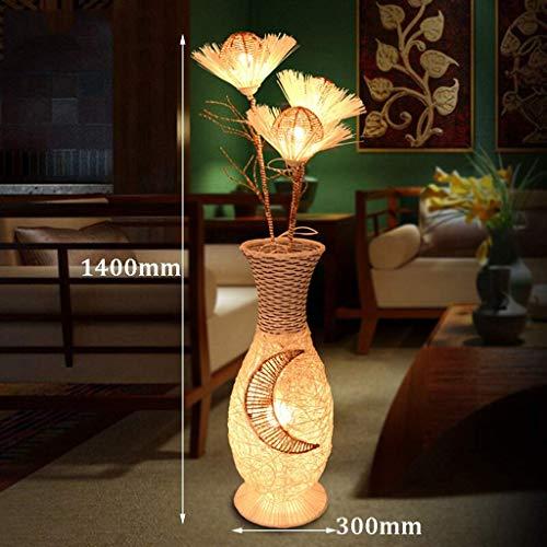 Wandlamp wandlamp wandlamp wandlamp van kristalglas wandlamp wandlamp wandlamp wandlamp terra LED rotan gevlochten Luna moderne verlichting Viv 300x1400mm