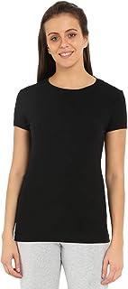 Jockey Women's Cotton Round Neck T-Shirt