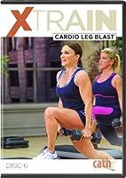 Cathe Friedrich: XTrain Cardio Leg Blast