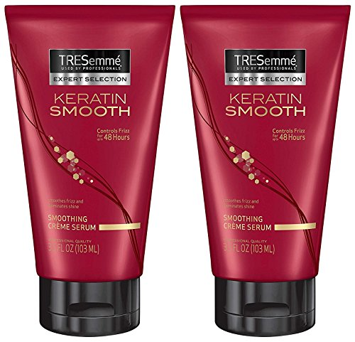 Tresemme Keratin Smooth Creme Serum 3.5 Ounce (103ml) (2 Pack)