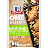 Convenient seasoning mix for easy weeknight meals Family-favorite One pan meals = minimal clean-up Comes together quickly Classic flavors