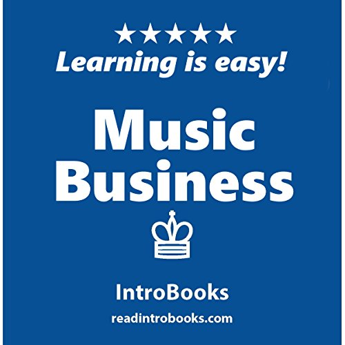 Music Business audiobook cover art