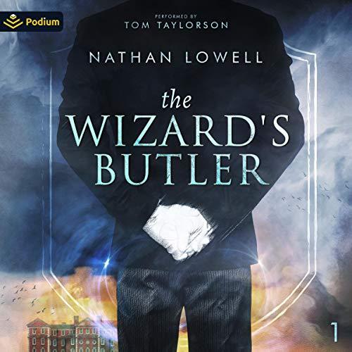 The Wizard's Butler cover art