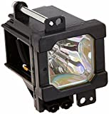 Boryli TS-CL110UAA Replacement TV Lamp with Housing for JVC TS-CL110UAA TSCL110U TV