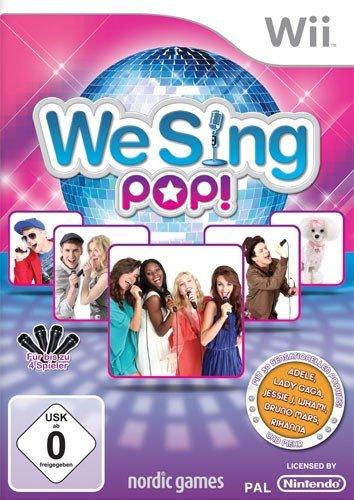 We Sing Pop Wii [Import allemand]