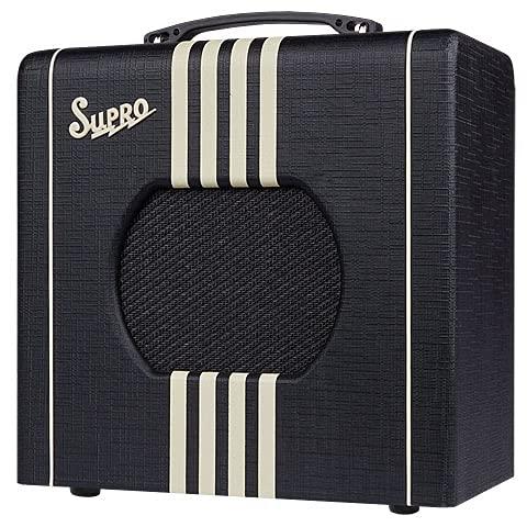 Supro Delta King 8 BC · Amplificador guitarra eléctrica