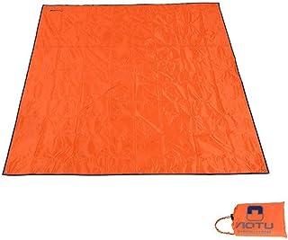 Rayami 215*215cm Lonas impermeables Almohadilla de picnic Estera para acampar Barrera de humedad Al aire libre Tienda de campaña multifuncional Huella