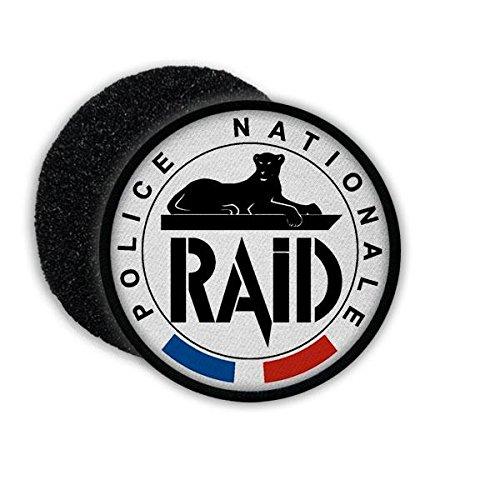 Copytec Patch RAID Police nationale Française Unité spéciale Recherche Assistance Intervention #21351