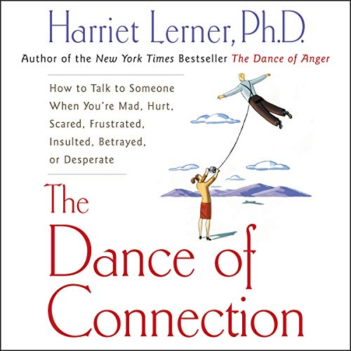 The Dance of Connection audiobook cover art