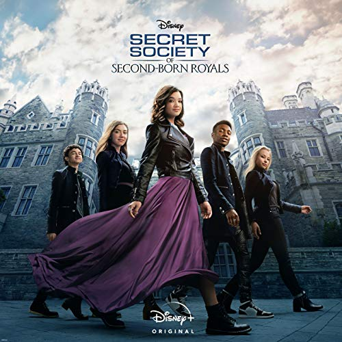 Secret Society of Second-Born Royals (Original Soundtrack)