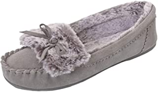 Best fur leather slippers Reviews