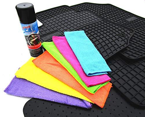 TN Profimatten Refresh Your Car-Set Kit de Tapis de Sol en Caoutchouc pour Le Cockpit Gamme RFgC00000647A