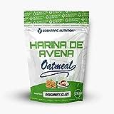 Harina De Avena 2 Kg - Scientiffic Nutrition, DOUGHNUTS GLAZE