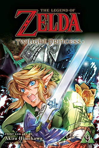 The Legend of Zelda: Twilight Princess, Vol. 9 (9)