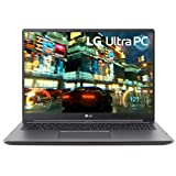 "LG Ultra PC High Performance Laptop - 17"" IPS WQXGA (2560 x 1600) Display and Intel 10th Generation Intel Core i7-10510U CPU, NVIDIA GTX1650 GDDR5 4GB, 16GB DDR4 2666 MHz RAM - 512GB NVMe SSD"