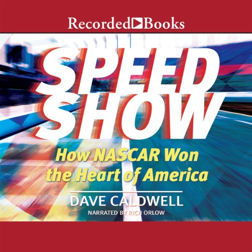 Speed Show audiobook cover art