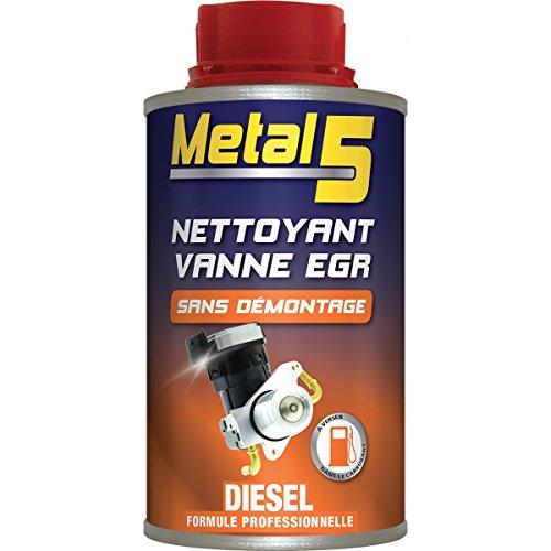 METAL 5 GMEGR Traitement Vanne EGR Diesel