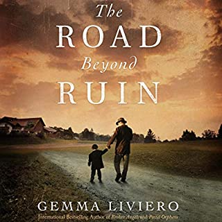 The Road Beyond Ruin audiobook cover art
