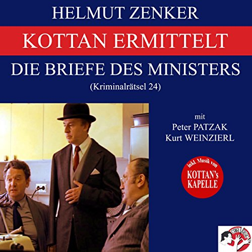 Die Briefe des Ministers audiobook cover art