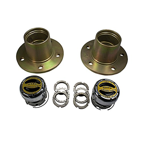 Best Price! Yukon Gear & Axle (YA W61650) 5 x 5.5 Front Hub Conversion for International Scout/Jeep ...