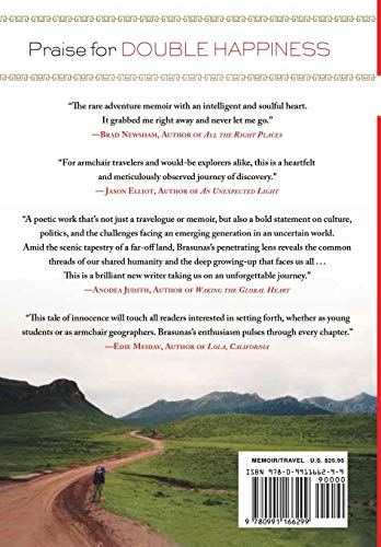 Double Happiness: One Man's Tale of Love, Loss, and Wonder on the Long Roads of China [Idioma Inglés]