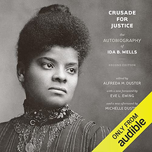 Crusade for Justice cover art