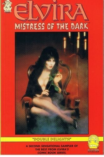 Elvira, Mistress of the Dark Trade Paperback #2: