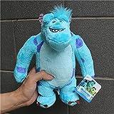 Sullivan y grandes ojos Monster University Peluche Toy Stuffedkids Soft juguete para niños Regalo de Navidad de cumpleaños 1pcs 25~28 cm