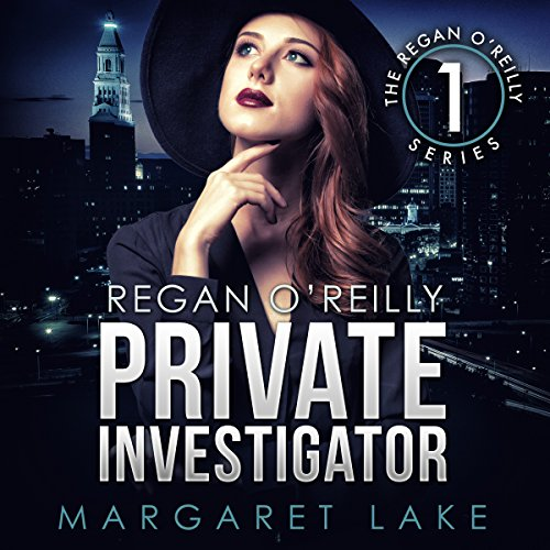 Regan O'Reilly, Private Investigator audiobook cover art