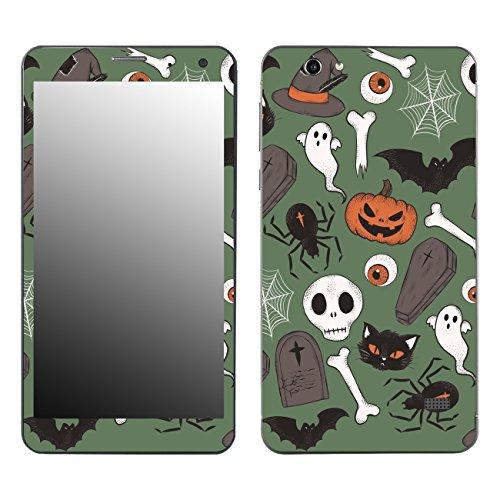 Disagu SF-106890_1211 Design Folie für Touchlet SX7 Slim - Motiv Halloweenmuster 03