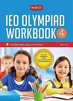 International English Olympiad  Workbook -Class 4 by [ZARRIN ALI KHAN]
