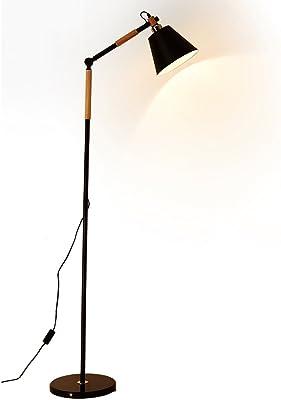 Lámparas de Pie, LED Luz Regulable (Control táctil/Control remoto ...