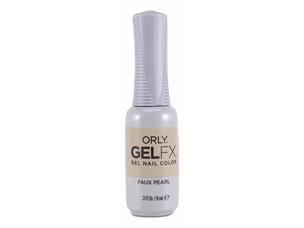 識別息を切らして砂Orly Gel FX - Darlings of Defiance Collection - Faux Pearl - 0.3 oz / 9 mL