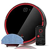 Lefant Robot Vacuum and Mopping, T700 Robotic Vacuum Cleaners with 2200Pa Power Suction, Auto-Charging,for Cleans Hardwood Floors, Medium-Pile Carpets, Pet Hair